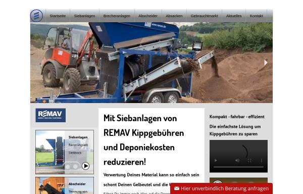 Vorschau von sieben-brechen.de, BEYER-Vertriebsbüro-West, Inh. Stefan N. Lörsch