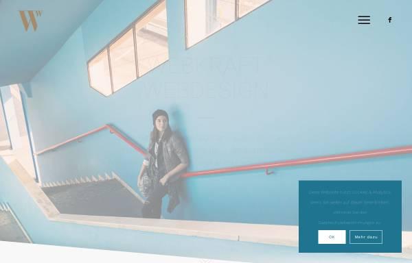 Vorschau von www.webkraft.ch, Webkraft