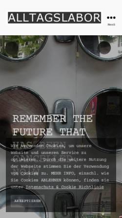 Vorschau der mobilen Webseite www.digitaldiva.de, digitaldiva
