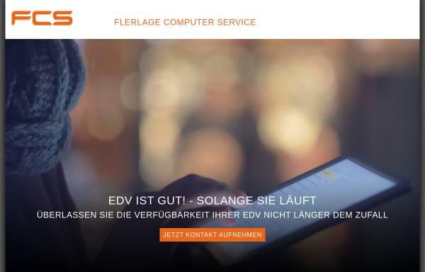 Vorschau von www.fcs.de, Flerlage Computer Service