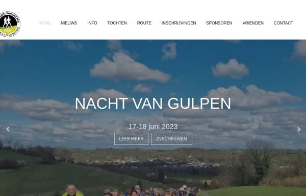 Vorschau von www.nachtvangulpen.nl, De Nacht van Gulpen