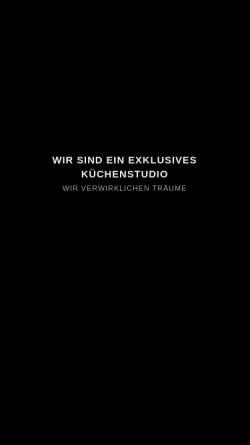 Vorschau der mobilen Webseite www.kuechenundkochen.de, Küchen & Kochen GmbH