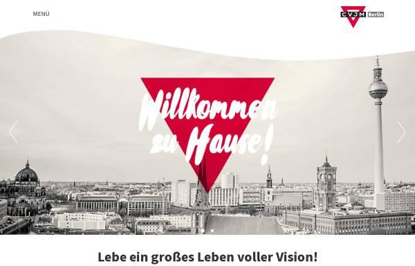 Vorschau von www.cvjm-berlin.de, CVJM Berlin e.V. - Christlicher Verein Junger Menschen
