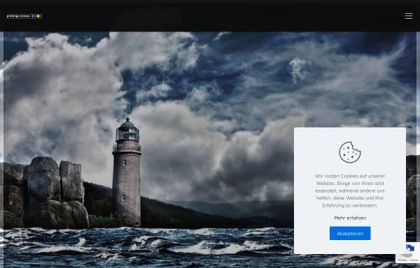 Vorschau von printingandmore.de, Printing and More, Stephan Pöpping