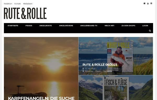 Vorschau von www.ruteundrolle.de, Rute & Rolle