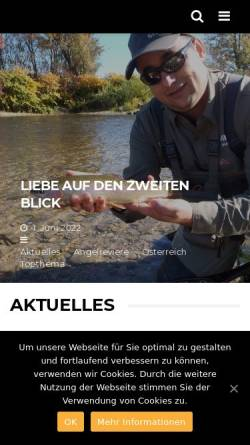 Vorschau der mobilen Webseite www.ruteundrolle.de, Rute & Rolle