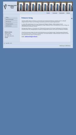 Vorschau der mobilen Webseite www.pellworm-verlag.de, Pellworm Verlag Hans-Jürgen Borchard
