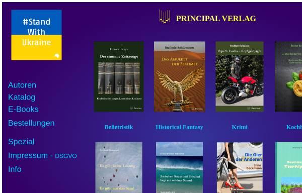 Vorschau von www.principal.de, Principal Verlag