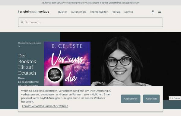 Vorschau von www.ullsteinbuchverlage.de, Propyläen Verlag