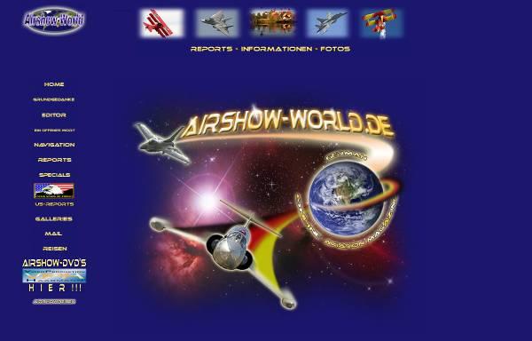 Vorschau von www.airshow-world.de, Airshow-World