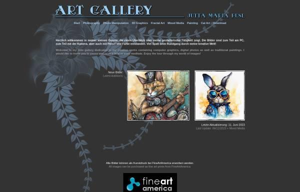 Vorschau von www.magicgallery.de, Magic Gallery