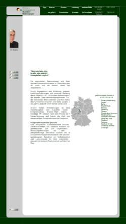 Vorschau der mobilen Webseite www.pflegeteam.net, Heimangebote.de