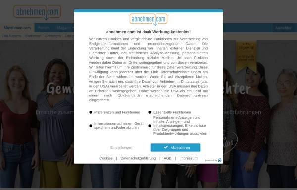 Vorschau von www.ketose.com, Ketose-Forum