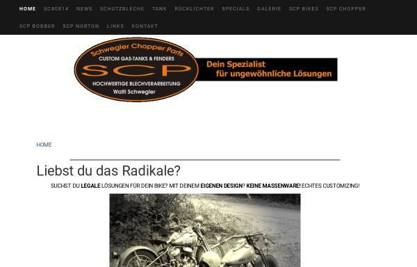 Vorschau von scp-world1.jimdo.com, Schwegler's Chopper Parts, Menznau (CH)