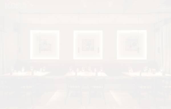 Vorschau von www.buerokorb.de, Büro Korb GmbH