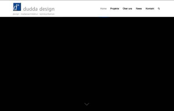 Vorschau von www.dudda-design.de, Dudda, Wolfgang