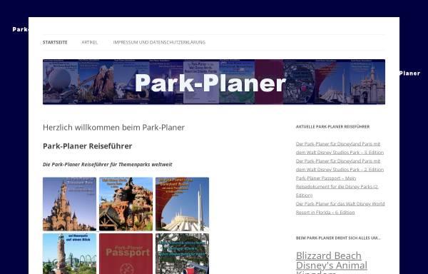 Vorschau von park-planer.de, Der Park-Planer