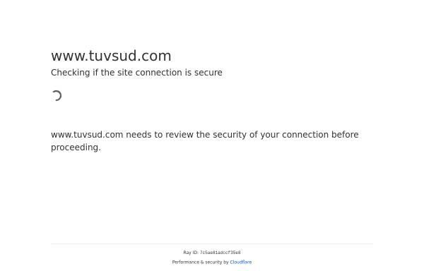 Vorschau von www.tuev-sued.de, TÜV Süd AG