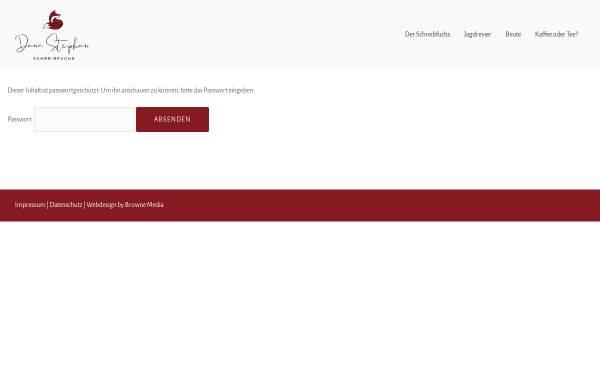 Vorschau von www.schreibfuchs.de, Schreib- und Übersetzungsbüro Röhling