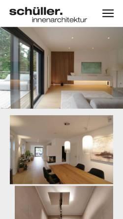 Dipl.-Ing. (FH) Schüller, Bernd in Düsseldorf: Innenarchitektur ...