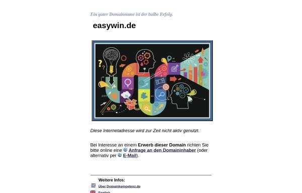 Vorschau von www.easywin.de, Easywin.de
