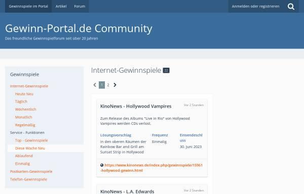 Www.Gewinn-Portal.De