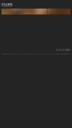 Vorschau der mobilen Webseite www.stamm-planungsgruppe.com, Stamm Planungsgruppe GmbH