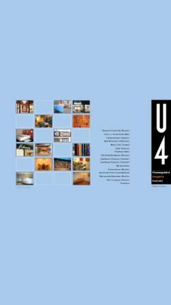 Vorschau der mobilen Webseite www.u4planungsbuero.de, Vieregg, Ulrich