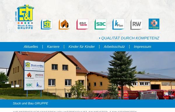 Vorschau von www.stuckundbau.de, Stuck und Bau GmbH