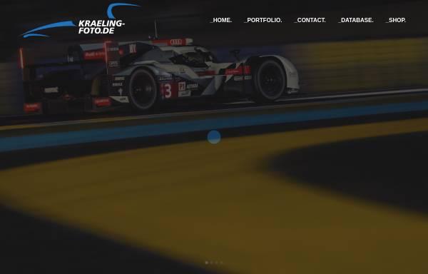 Vorschau von www.kraelingbildagentur.de, Ferdi Kräling Motorsport-Bild GmbH