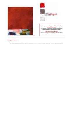 Vorschau der mobilen Webseite www.iwt-dortmund.de, Ita Wegmann Therapeutikum