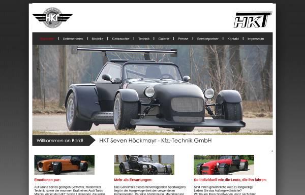 Vorschau von www.hkt-7.de, HKT Seven - KFZ Technik GmbH Höckmayr