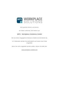 Vorschau der mobilen Webseite www.c1-wps.de, C1 WPS GmbH