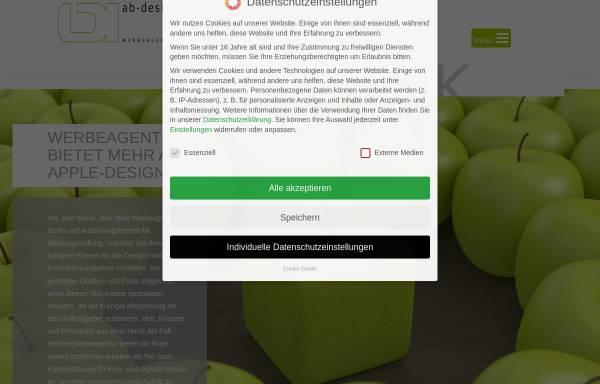 Vorschau von www.ab-design-berlin.de, ab-design GmbH