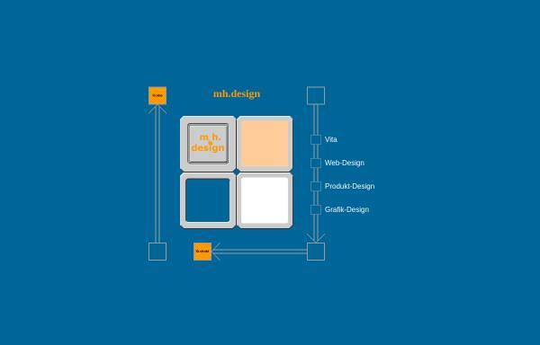 Vorschau von www.mhpunktdesign.de, MH.Design