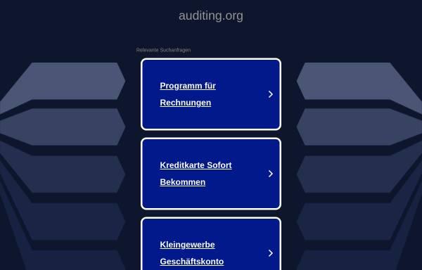 Vorschau von german.auditing.org, Auditing in Scientology