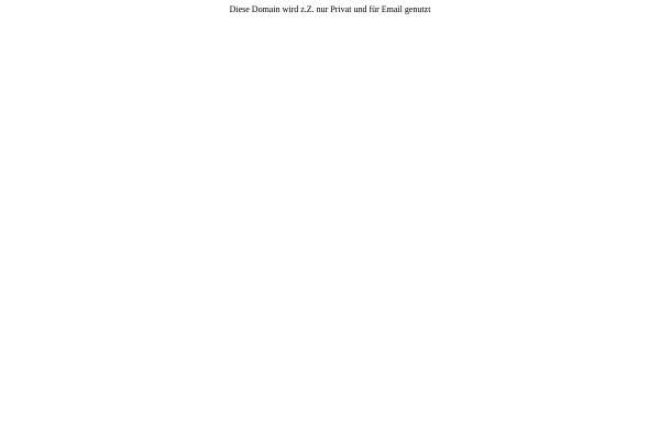 Vorschau von www.dr-zindel.de, Dr. med. Thorsten Zindel