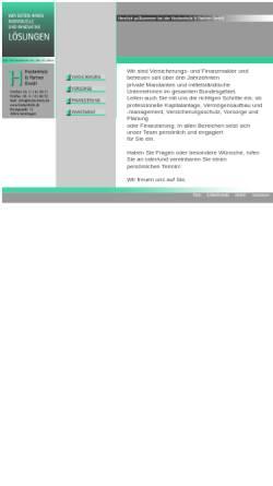Vorschau der mobilen Webseite www.hockenholz.de, Hockenholz & Partner GmbH