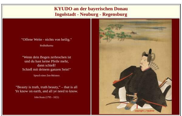 Vorschau von donau-dojo.de, Donau-Dojo Ingolstadt e.V.