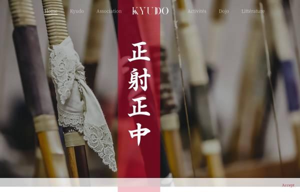 Vorschau von www.kyudo.ch, Kyudo in der Schweiz