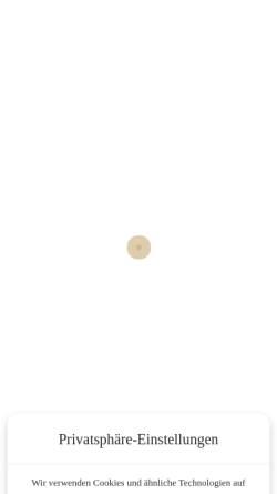Vorschau der mobilen Webseite www.kyudo-berlin-pankow.de, Kyudo in der SG Bergmann-Borsig