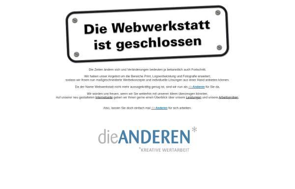 Vorschau von www.webwerkstatt.com, Webwerkstatt