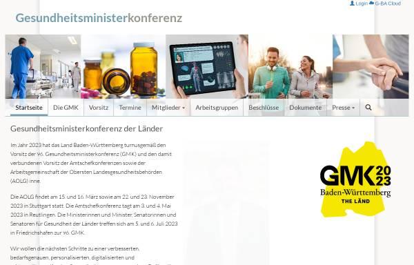 Vorschau von gmkonline.de, Wirtschaftsministerium