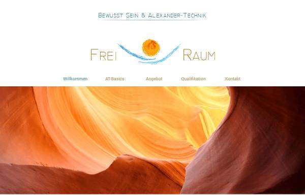 Vorschau von www.bewusst-sein-bewegt.de, Meike Dubbert Körper- und Stimmarbeit