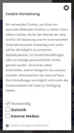 Vorschau der mobilen Webseite www.edmayr.at, Edmayr Antriebstechnik, Inh. Ing. Manfred Edmayr