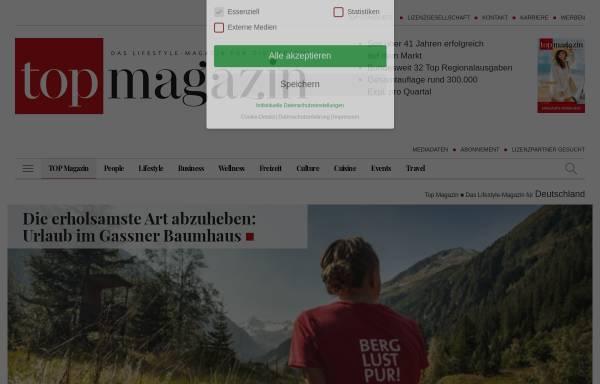 Vorschau von www.lifestylemagazin.de, Lifestylemagazin.de