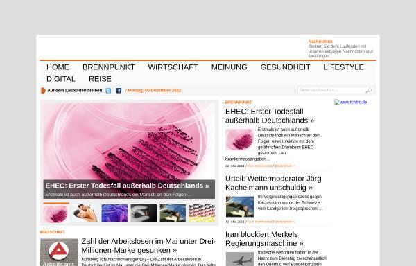 Vorschau von www.markenpost.de, Markenpost.de