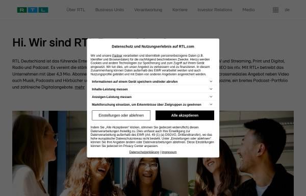 Vorschau von www.parkavenue.de, Parkavenue.de
