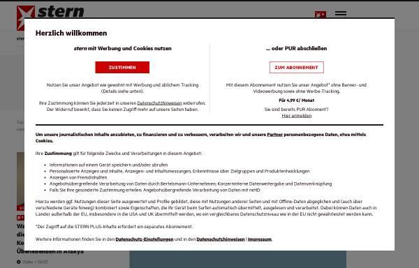 Vorschau von www.stern.de, Stern.de