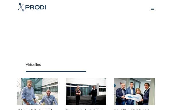 Vorschau von www.bph.ruhr-uni-bochum.de, Projekt Galileo